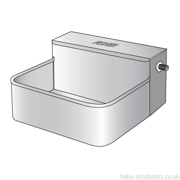 Fisher Alvin A105 14 Litre Galvanised Automatic Mains Drinker