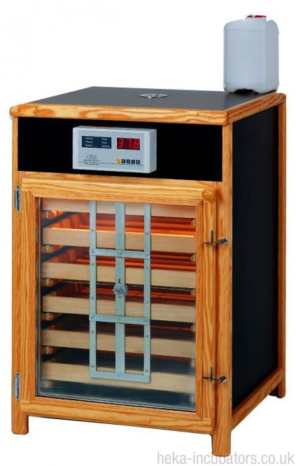 HEKA Euro-Lux IV - Poultry Egg Incubator/Hatcher