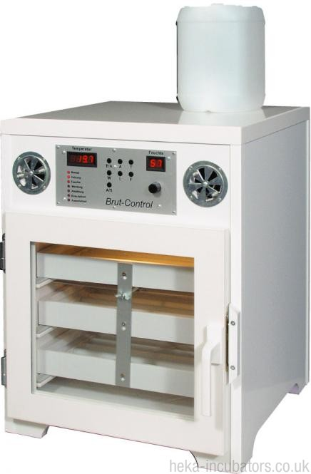 HEKA Favourite 126 - Poultry Egg Incubator/Hatcher