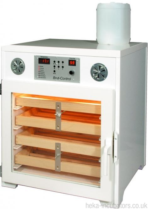 HEKA Favourite 288 - Poultry Egg Incubator/Hatcher