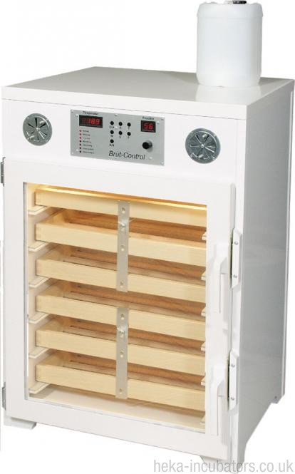 HEKA Favourite 432 - Poultry Egg Incubator/Hatcher