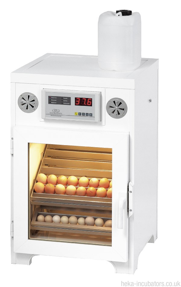 HEKA Olympic 128 - Poultry Egg Incubator