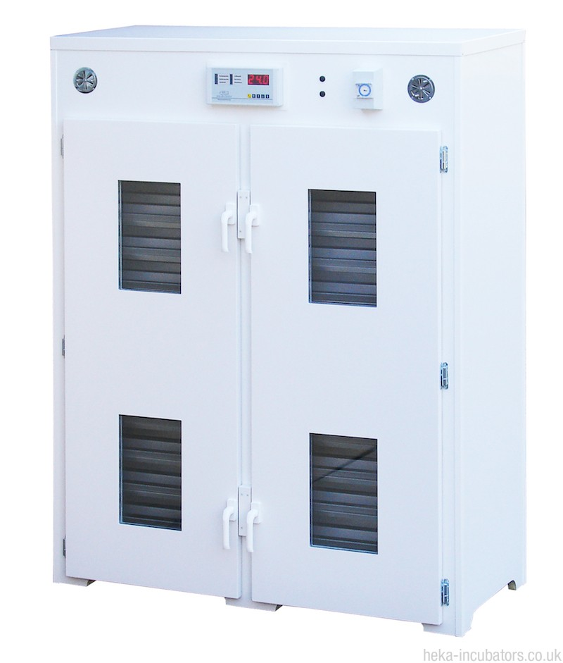 HEKA Olympic 2200 - Poultry Egg Incubator