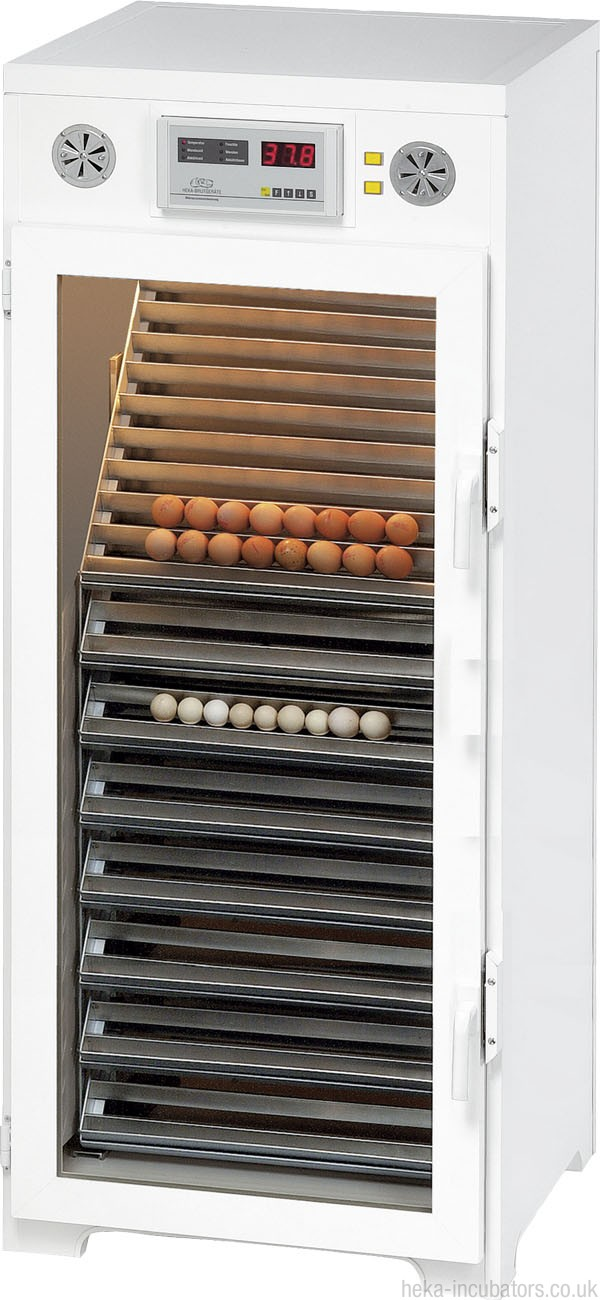 HEKA Olympic 880 - Poultry Egg Incubator