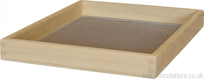 Extra Wooden Poultry Egg Hatching Basket (with optional cover) - Size 4