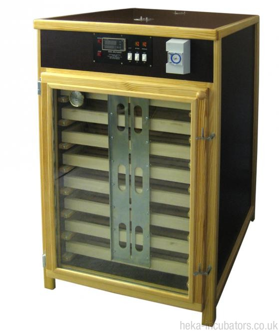 HEKA Africa 1500 - Poultry Egg Incubator/Hatcher