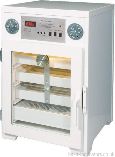 HEKA Turbo 168 - Poultry Egg Incubator/Hatcher