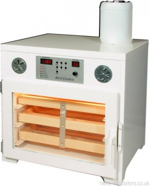 HEKA Favourite 216 - Poultry Egg Incubator/Hatcher