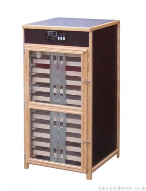 HEKA Africa 2200 - Poultry Egg Incubator and Hatcher