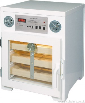 HEKA Turbo 126 - Poultry Egg Incubator/Hatcher